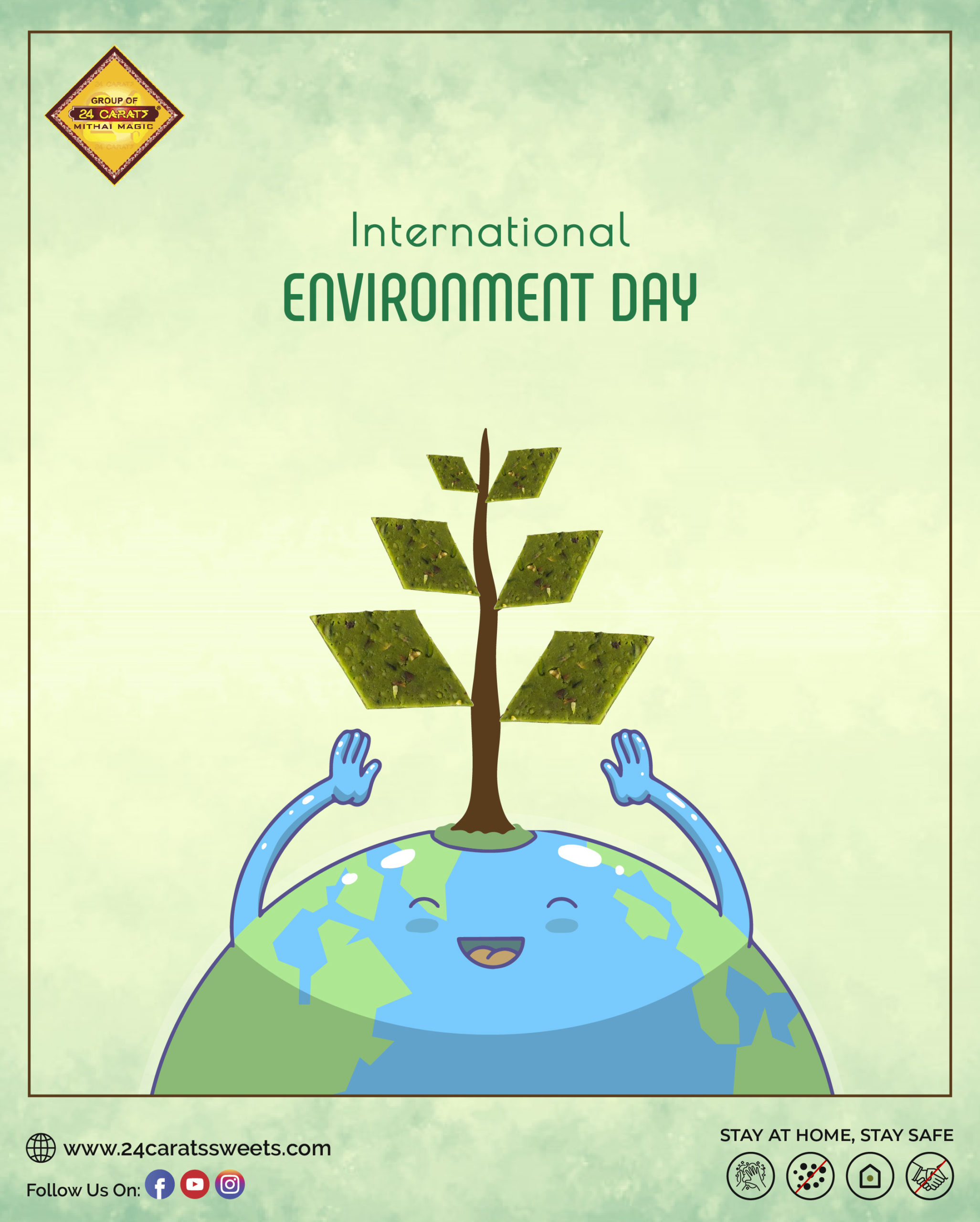 24 Carat - International Environmental Day