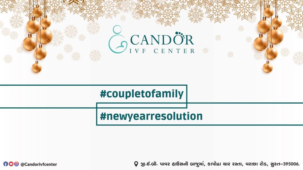 Candor IVF Center couple to family campaign